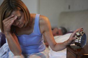 Efectos de la falta de sueño en la mujer